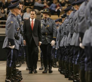 E-Democracy / Governor Mitt Romney